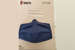Palheta nasal para máscaras - Tex's Acessórios Têxteis