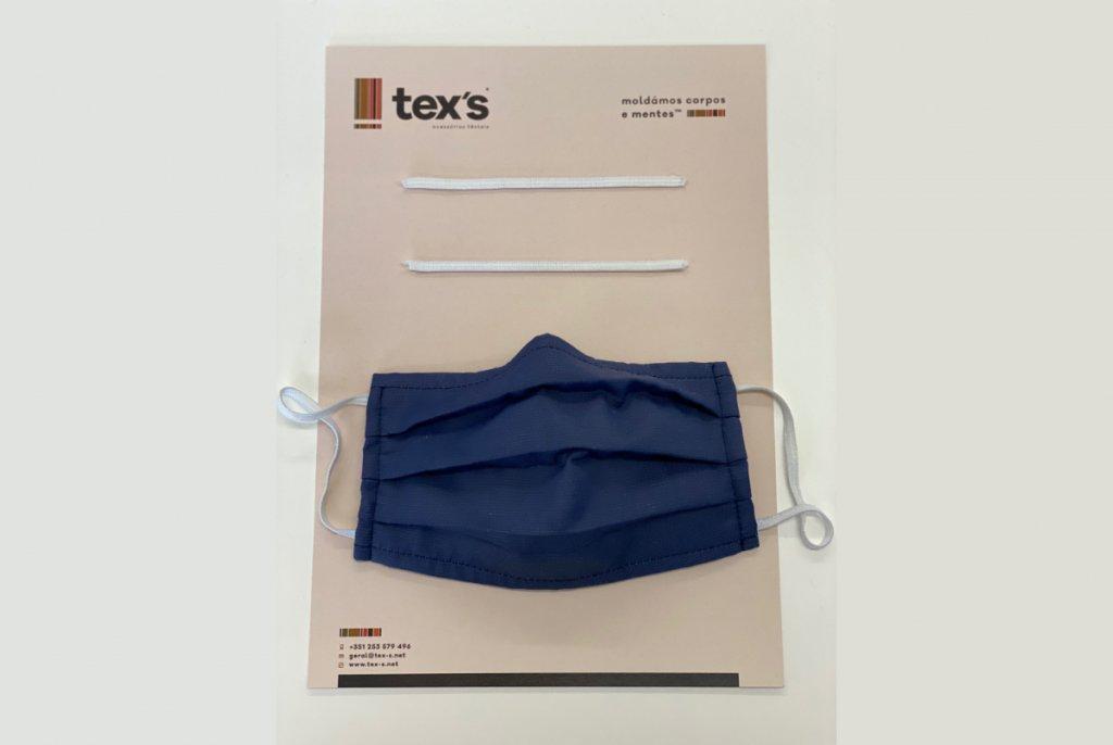 Elástico para máscaras - Tex's Acessórios Têxteis