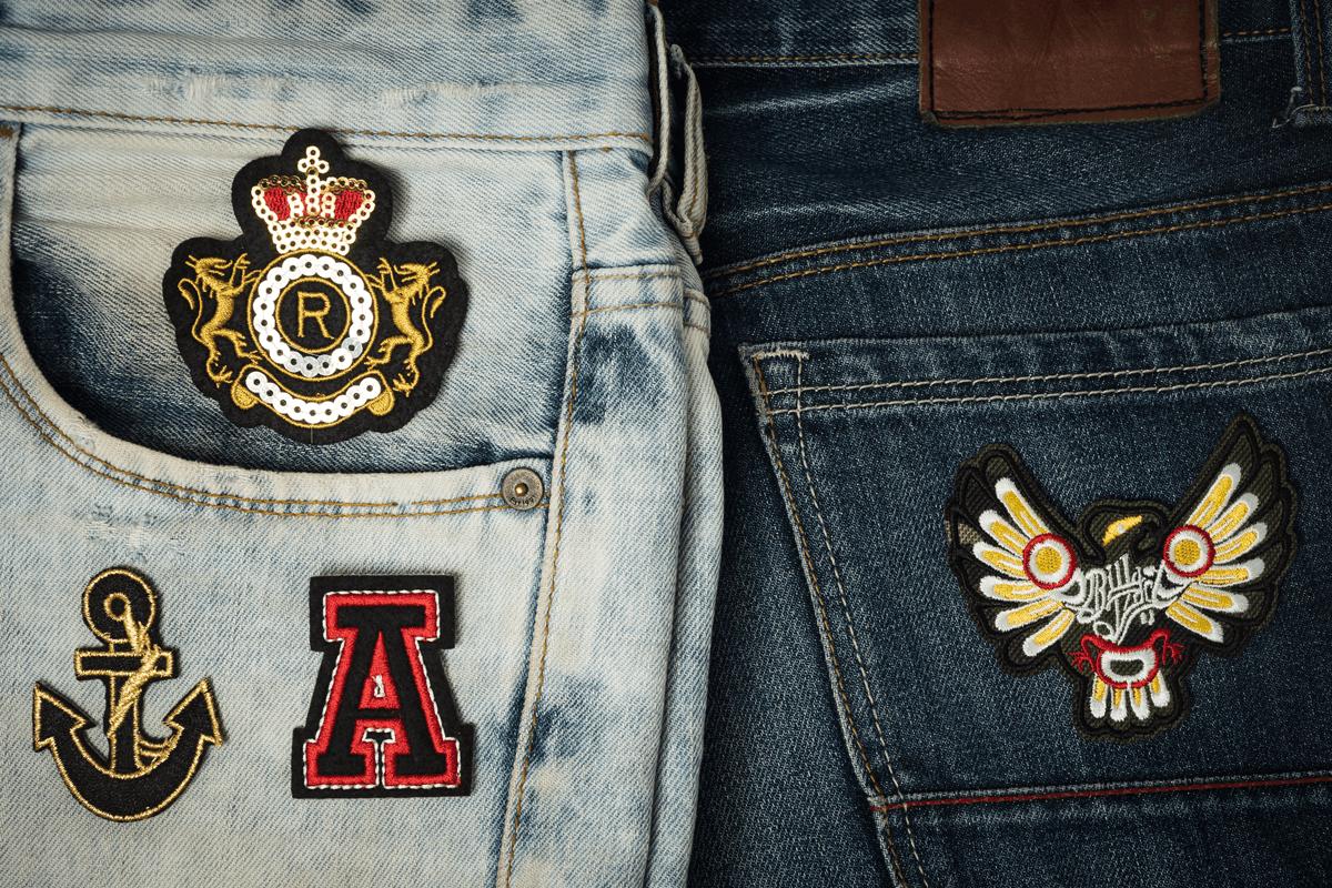 Emblemas Tex's - Acessórios Têxteis