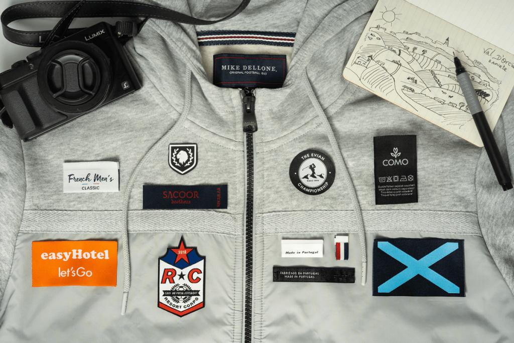Etiquetas Tecidas Tex's - Acessórios Têxteis