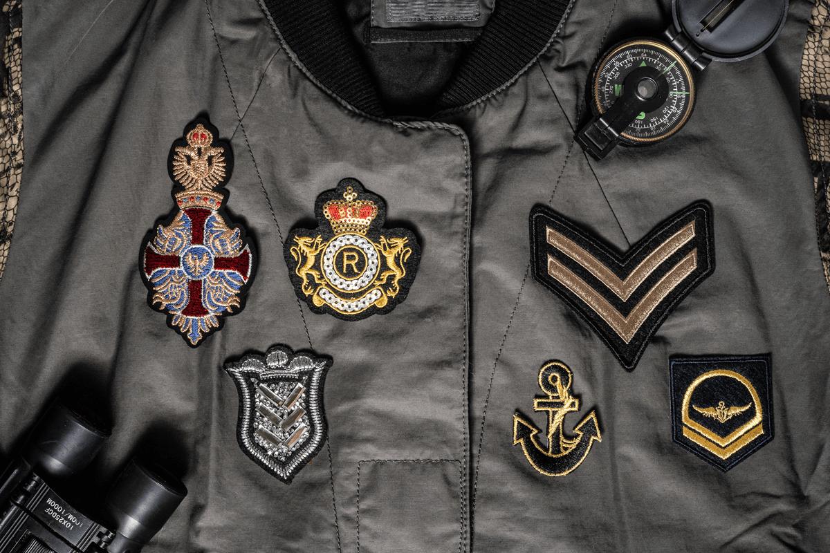 Emblemas Tex's